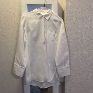 Lily Pulitzer linen blouse